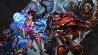 Phim Ngắn Liên Minh Huyền Thoại(League Of Legends)- Nhạc Heros Tonight- Spektrem
