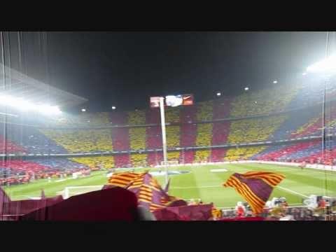 Barcelona Tifo