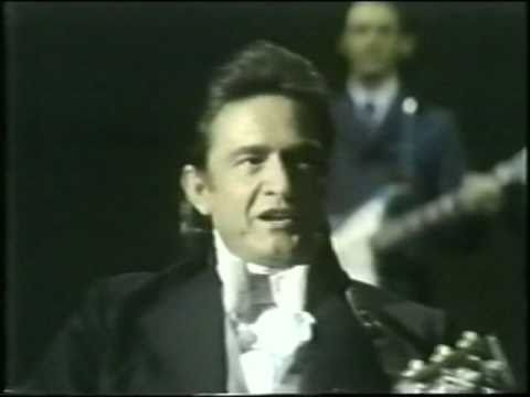 Johnny Cash - Wrinkled Crinkled Wadded Dollar Bill