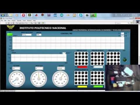 Control PID Para Una Banda Transportadora Mediante LabVIEW Y LEGO MINDSTORM NXT