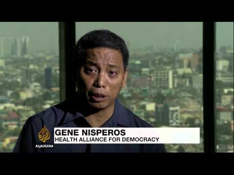 Philippines concerns over healthcare privatisation plan