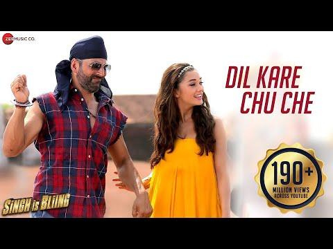 Dil Kare Chu Che - Full Video | Singh Is Bliing | Akshay Kumar, Amy Jackson & Lara Dutta | Meet Bros