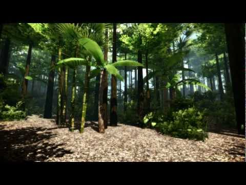 Jungle - OpenGL 3D engine/viewer project - UTBM