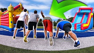 THE ULTIMATE 100 YARD NFL SPEED CHALLENGE!! (Who's the Fastest?)