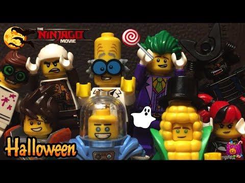 Lego Ninjago Movie Halloween Ial 2017