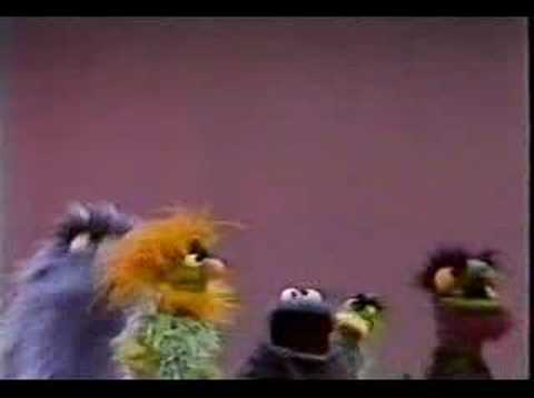 Sesame Street - Some Of Us Are Here