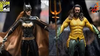 Hot Toys Reveals/Thoughts: DC Arkham Batgirl and Aquaman Figures (SDCC 2018)