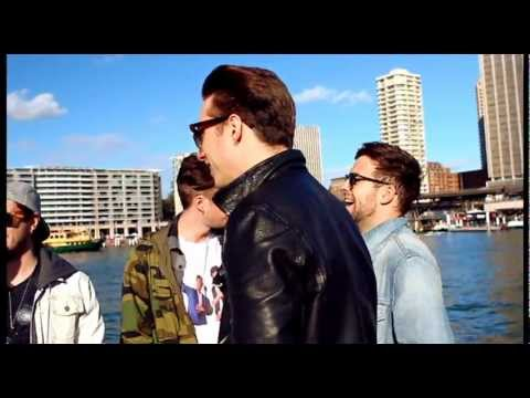 Young Guns - Australian Tour Blog: May/June 2012 (w/ Tonight Alive)