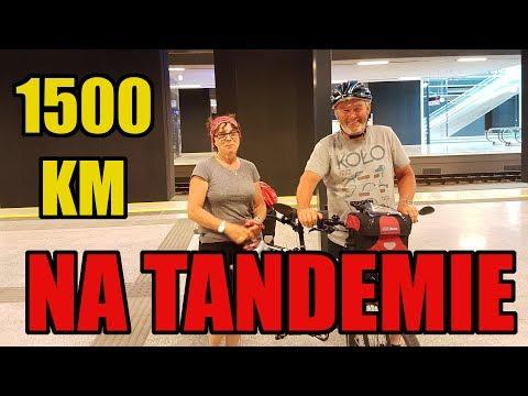 1500 Km Tandemem - Rozmowa Z Moimi Rodzicami // Rowerowe Porady