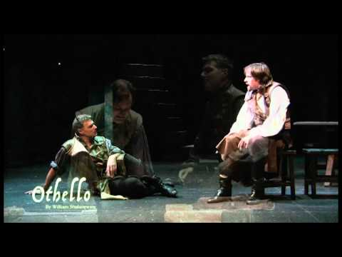 Sneak Peak at Othello at the Shakespeare Theatre of New Jersey