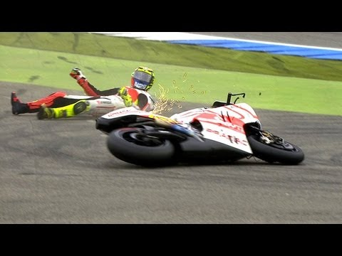 MotoGP™ Assen 2013 -- Best crashes