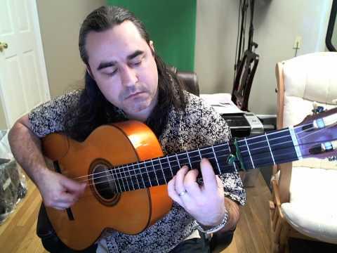 Solea falseta de Niño Ricardo
