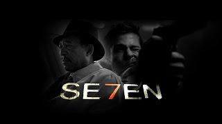 Seven (SE7EN) Trailer (1995) Freeman/Pitt New Version (2015) 1080p HD