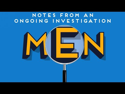 Laura Kipnis discusses MEN