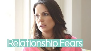 Michala Banas on her relationship fears...