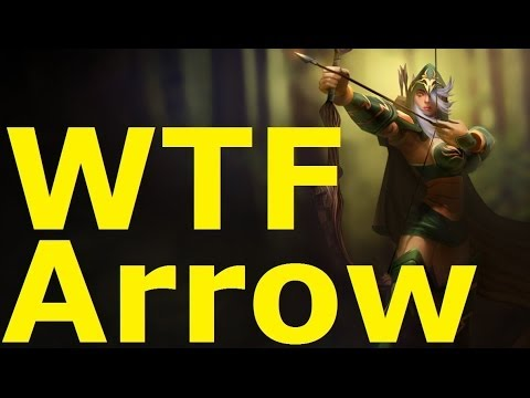 [LoL] - WTF Arrow (Ashe) Music Videos