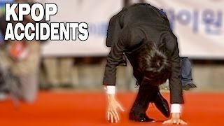 KPOP ACCIDENTS AND FAILS | MisuP