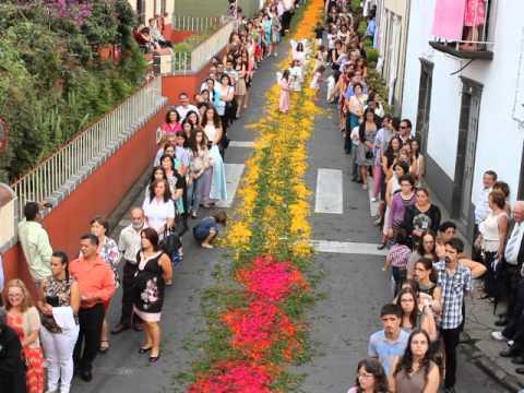 Prociss�o de N�.Senhora da Gra�a,Porto Formoso 2014.