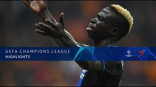 UEFA Champions League | Galatasaray v Brugge | Highlights