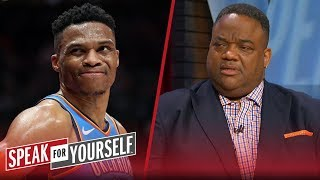 Rockets trade for Russell Westbrook was a desperate move - Jason Whitlock   NBA   SPEAK FOR YOURSELF