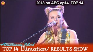 Download Lagu Maddie Poppe sings Walk Like an Egyptian Victory Song Top 10 American Idol 2018 Top 14 Results Show Gratis STAFABAND