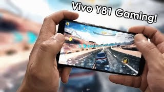 Vivo Y81 Gaming Review & Heating Test!
