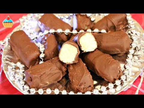 Шоколадные конфеты своими руками фото