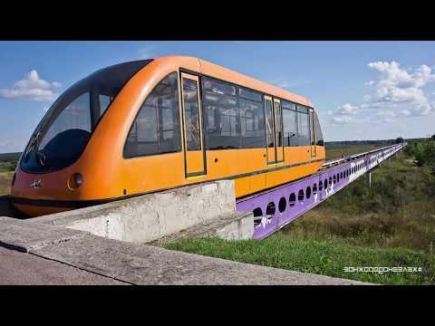 Самые необычные поезда мира. Хит-парад лучших серий проекта #Железнодорожное, первоапрельская 2017