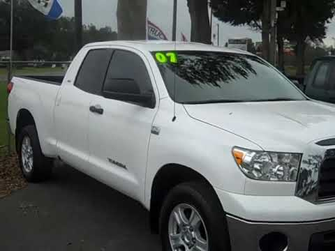 used Toyota Tundra and other trucks for sale High Springs Fl - Alachua Fl