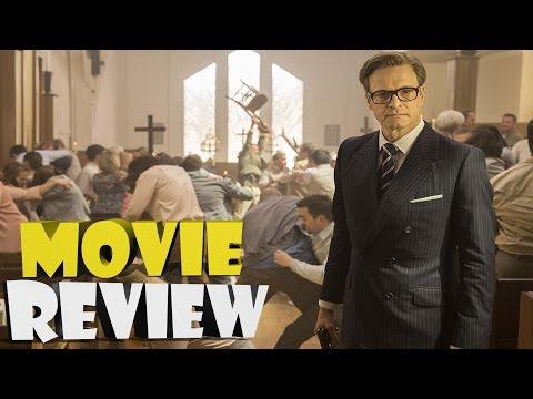 Kingsman The Secret Service Movie Review | Better Than Kick-Ass?