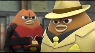 Killer Bean VS cappuchino