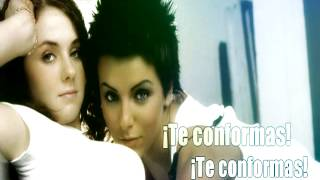 t.A.T.u. | Ty Soglasna | Spanish Cover | Te Conformas