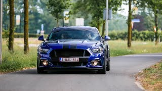 400HP Ecoboost Ford Mustang - LOUD Revs & Accelerations !