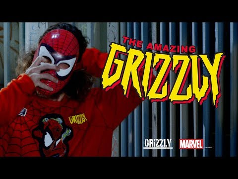 Grizzly Griptape x Marvel Commercial  - The Amazing Grizzly
