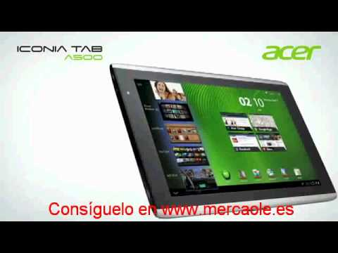Tablet Acer Iconia 10.1