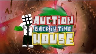 Auction House: Back In Time | CAST REVEAL + INTRO!