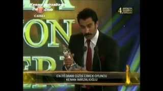 Kenan Imirzalioglu ~ Best Drama Actor - 4. Antalya TV Awards (27/4/2013)