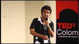 Wireless lighting and pursuing excellence: Sulakshana Senanayaka at TEDxColombo