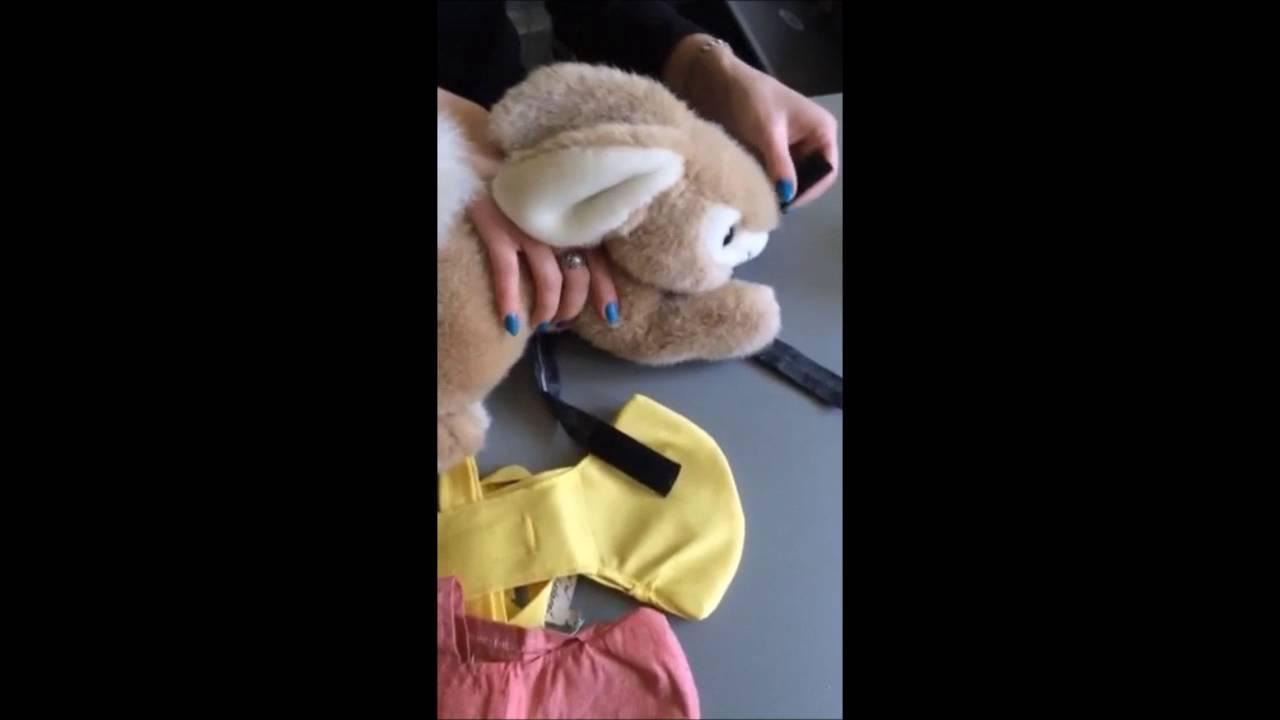 Подгузники для кроликов своими руками 95