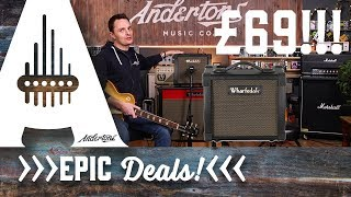 EPIC DEAL - Awesome Wharfedale 10W Practice Amp only £69
