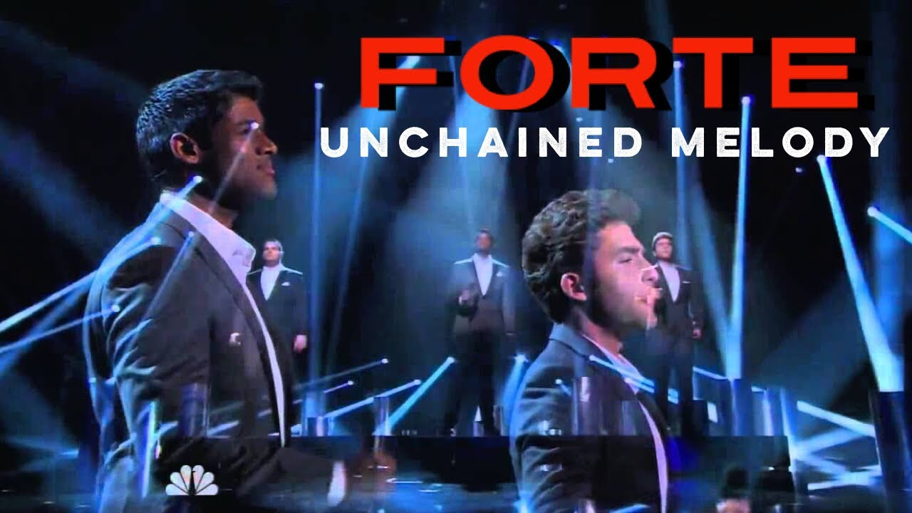 Forte Unchained Melody - Americas Got Talent Semifinals ...