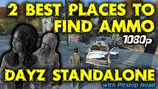2 Best Places to Find Ammo in DayZ Standalone