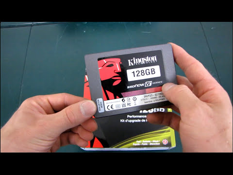 Kingston SSDNow V+ Series 128GB SSD Giveaway Announcement Linus Tech Tips