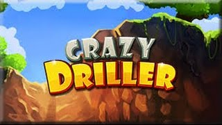 Crazy Driller iOS / Android GamePlay Trailer HD
