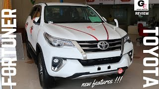 2018 Toyota Fortuner 2.8 4x2 | base model | cruise control | new features | specs | price !!!