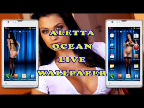 Aletta Ocean Dance - Live Wallpaper video