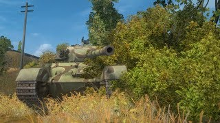 ◀World of Tanks - Hide & Go Shoot