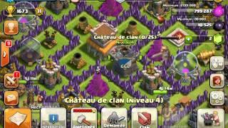 Clash of Clans- HDV8 RUSH  !