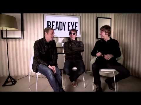Beady Eye answer your questions! (Amazon Q & A)