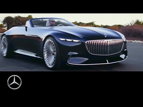 Vision Mercedes-Maybach 6 Cabriolet: Revelation Of Luxury – Trailer.